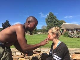 Xhosa survival course at Addo Bush Palace