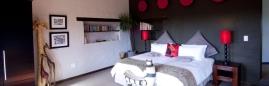 Hog Hollow Villa bedroom