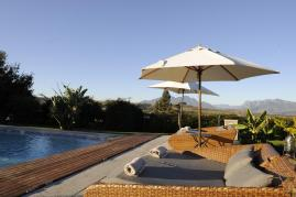 Wedge View Country House - Pool