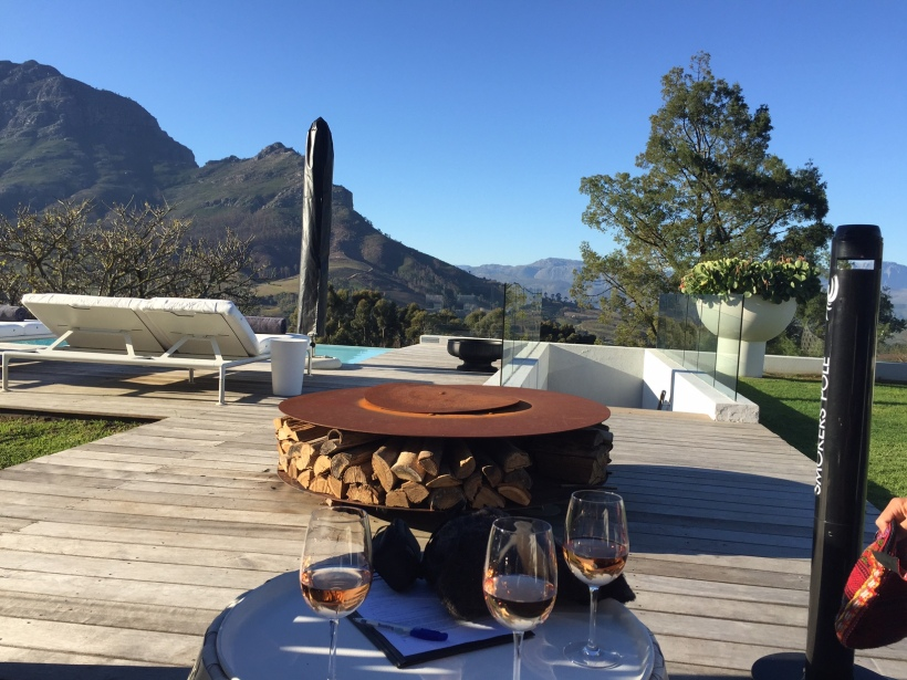 Epic Africa Travellers in the Cape Winelands