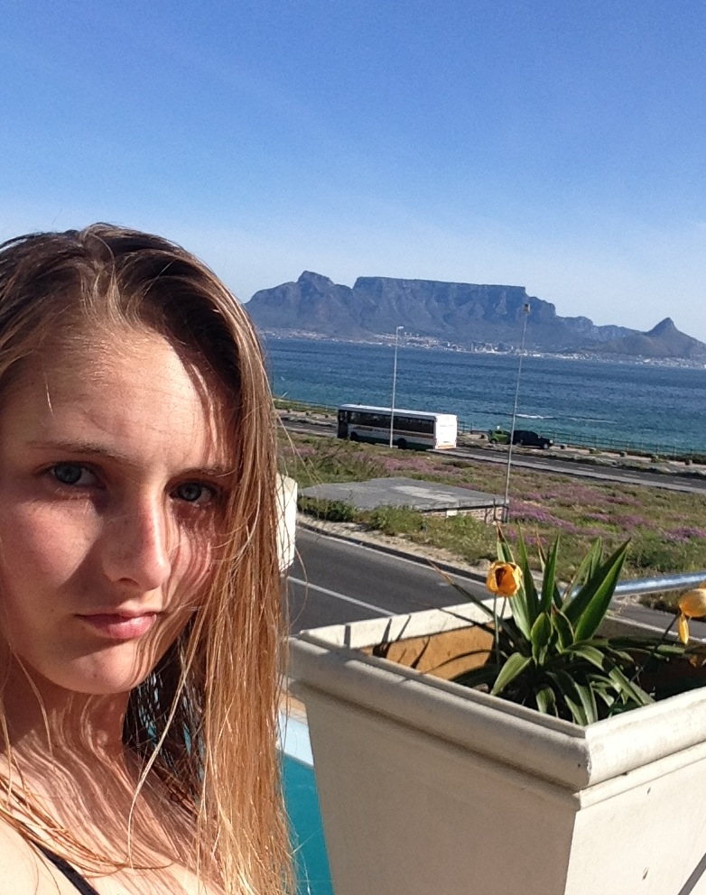 Table Mountain Selfie by Epic Africa