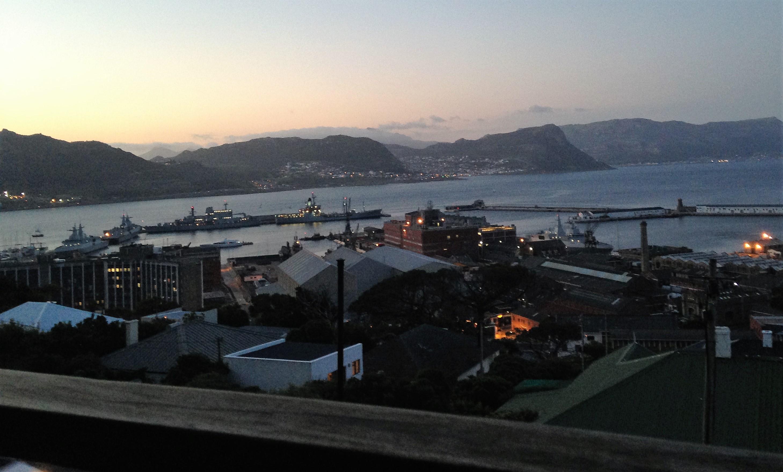 Epic Simon's Town sunset